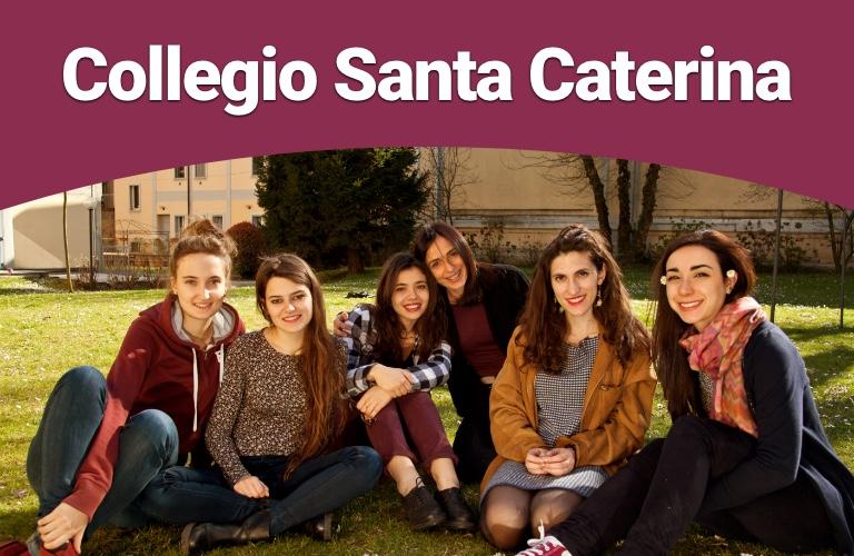 Collegi di merito a Pavia - Collegio Santa Caterina
