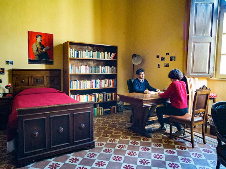 Collegi di merito a Pavia - Collegio Ghislieri