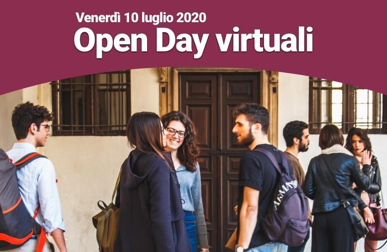 Open Day virtuali